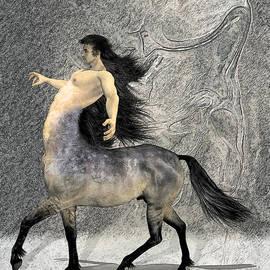 Joaquin Abella - Centaur by Quim Abella