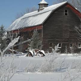 Julie Ketchman - Centennial Barn in Michigan