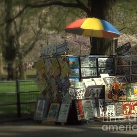 Miriam Danar - Central Park - Art in the Park for Sale