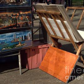 Miriam Danar - Central Park - Colorful Prints for Sale
