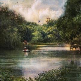 John Rivera - Central Park Lake