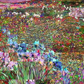 Miriam Danar - Central Park - Daffodil Garden