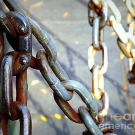 James Aiken - Chained Climber