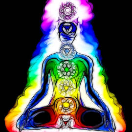 Mary Burr - Chakras at Work
