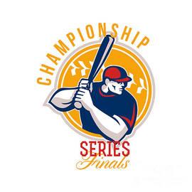 Aloysius Patrimonio - Championship Baseball Series Finals Retro