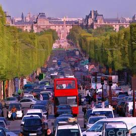 Allen Beatty - Champs - Elysees