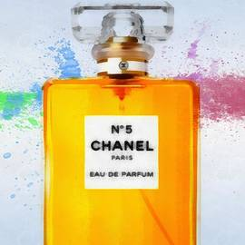 Dan Sproul - Chanel Number Five Paint
