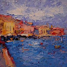 R W Goetting - Chania Crete