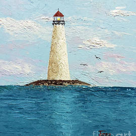 Jimmie Bartlett - Channel Lighthouse