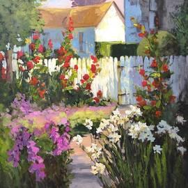 Mary Scott - Chapel Hill Cottage