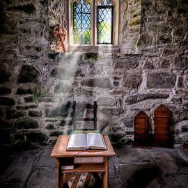 Adrian Evans - Chapel Light