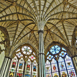 Rick Lloyd - Chapter House Ceiling