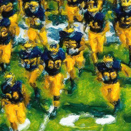 John Farr - Charge the Fifty Yard Line
