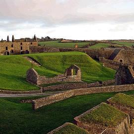Shanna Hyatt - Charles Fort Ireland- Ink
