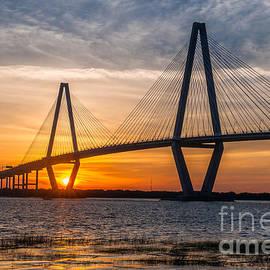 Dale Powell - Charleston Sun Setting