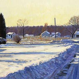 David Zimmerman - Charlton Farm