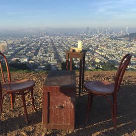 Raffi  Bashlian - Charming Treasure Box on Bernal Hill