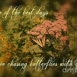 Erica Hanel - Chasing Butterflies