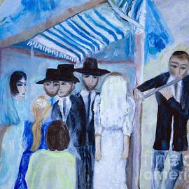 Aleezah Selinger - Chassidic Wedding