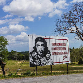 David Litschel - Che Billboard Cuba