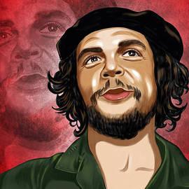 Arun Sivaprasad - Che Guevara Portrait