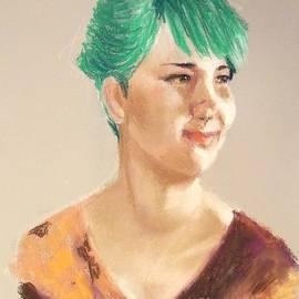 Yoshiko Mishina - Cheerful Lady