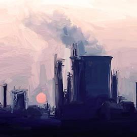 Nop Briex - Chemical Sunset