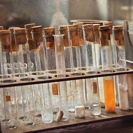 Mike Savad - Chemist - Specimen