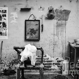 Dean Harte - Chengdu Street Barber