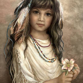 Beverly Levi-Parker - Cherokee Rose