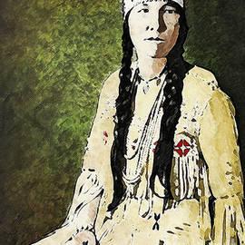 Lianne Schneider - Cherokee Woman
