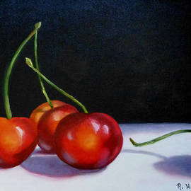 Reta Haube - Cherries