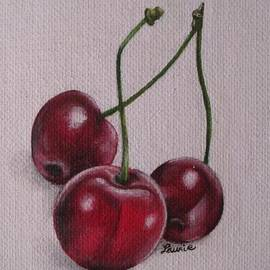 Laurie Dellaccio - Cherries with Stems