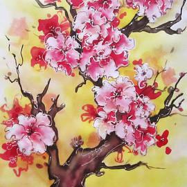 Violetta Kurbanova - Cherry blossom