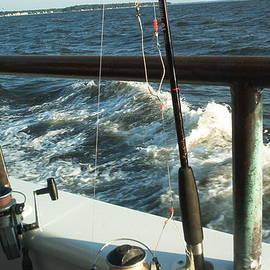 Emmy Marie Vickers - Chesapeake Bay Fishing