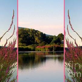 Linda Galok - Cheshire Lake Triptych