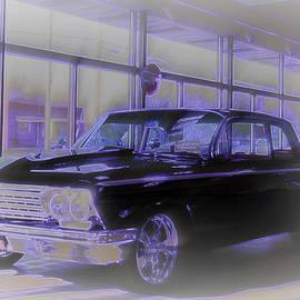 Kay Novy - Chevy Bel Air Classic