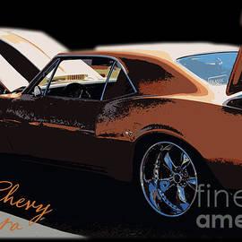 Bobbee Rickard - Chevy Camaro Classic in Copper