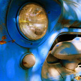 Kathy Barney - Chevy Truck Headlight Right