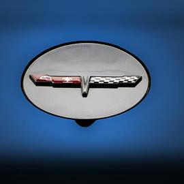 Thomas Woolworth - Chevy Vet Gas Cap Emblem