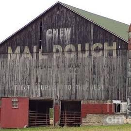 R A W M   - Chew Mail Pouch