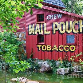 Liane Wright - Chew Mail Pouch Tobacco