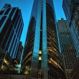 Matthew Yeoman - Chicago by Night