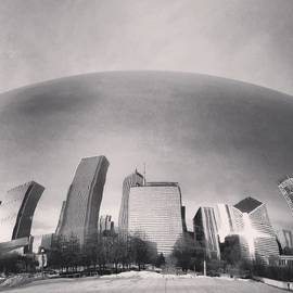 Paul Velgos - #chicago #cloudgate #chicagobean #city