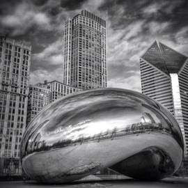 Paul Velgos - #chicago #cloudgate #chicagobean