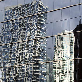 Thomas Woolworth - Chicago Facade Reflections