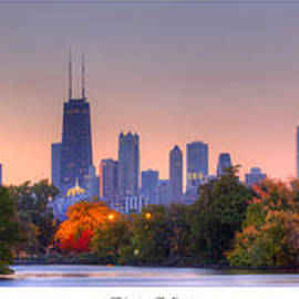 Twenty Two North Photography - Chicago from Lincoln Park