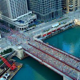 Kay Gilley - Chicago Marathon 2008