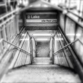 Paul Velgos - #chicago #redline #subway