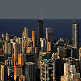 Christine Till - Chicago - That famous skyline